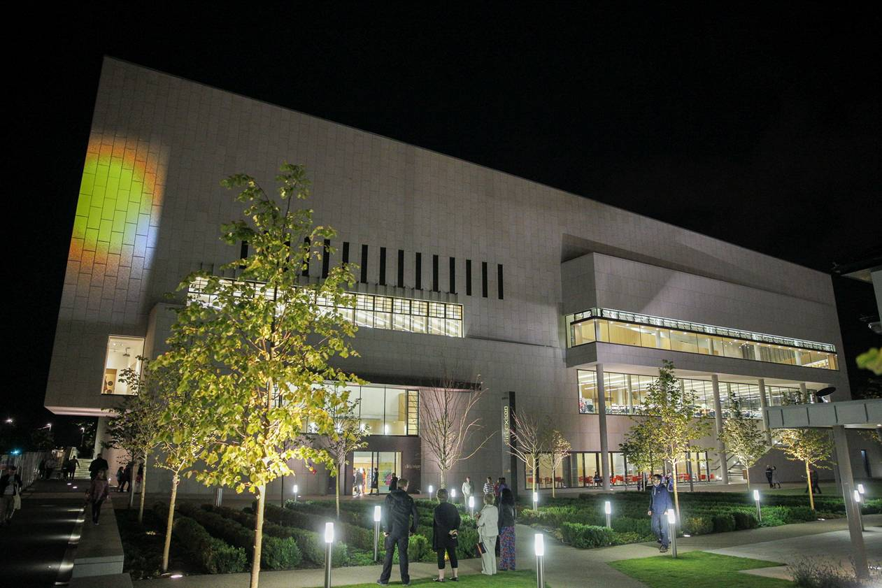 libraries connect and inspire communities: LexIconexterior Culture Night 2015