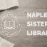 Library Project of the Month.Naple Sister Libraries