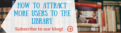 HOW TO ATTRACT More USERS TO THE LIBRARY