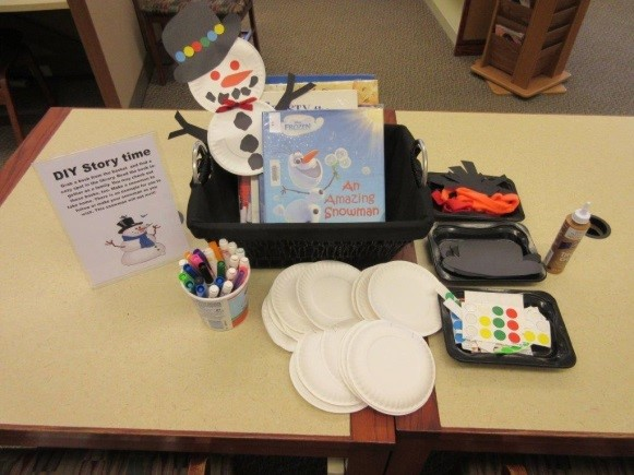 DIY Storytime Waukee Public Library