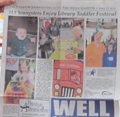 Collaboration Toddler Fest