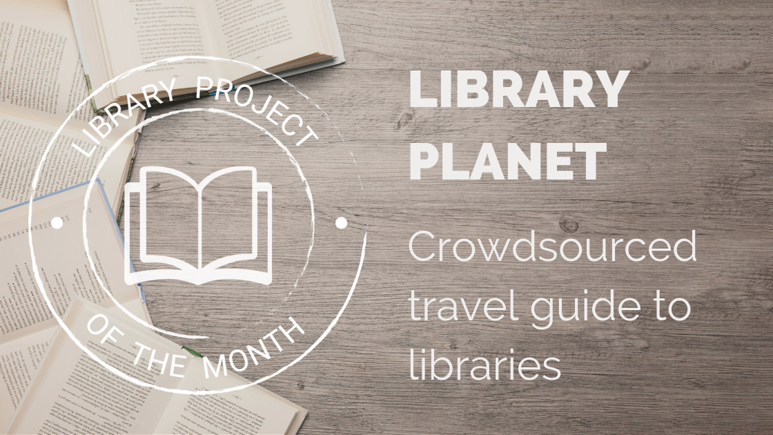 Library Planet Crowdsourced Travel Guide To Libraries