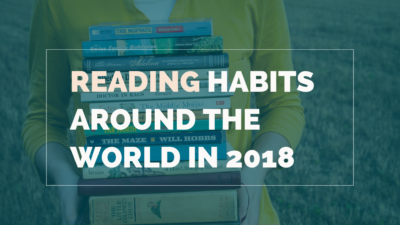 Reading Habits Around The World In 2018 Princh Blog