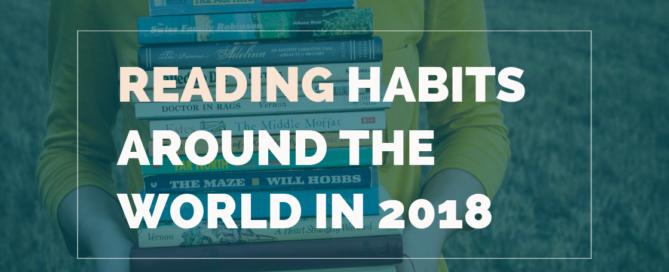 Reading Habits Around The World In 2018 Princh Blog