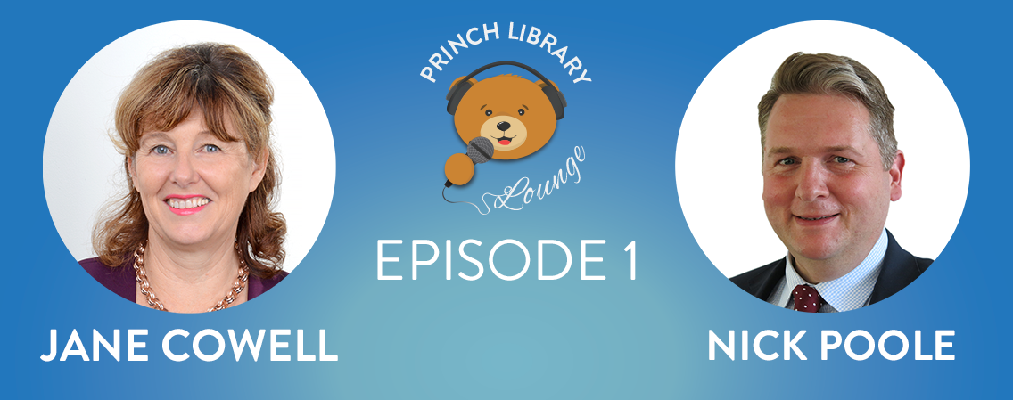Episode 1: Neutrality and activism in libraries with Jane Cowell and Nick Poole