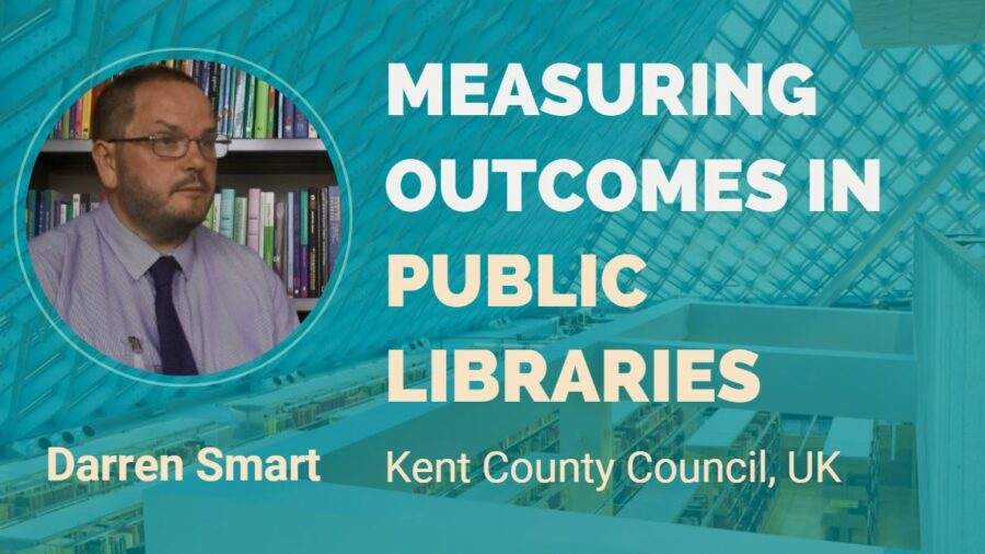 Measuring Outcomes In Public Libraries Darren Smart For Princh