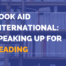 Speaking up for reading