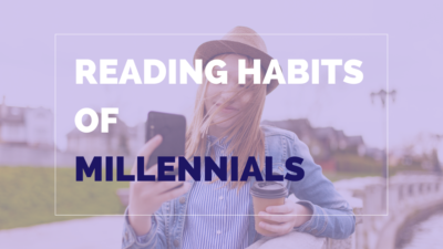 Reading Habits Of Millennials