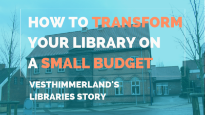How To Transform Your Library On A Small Budget