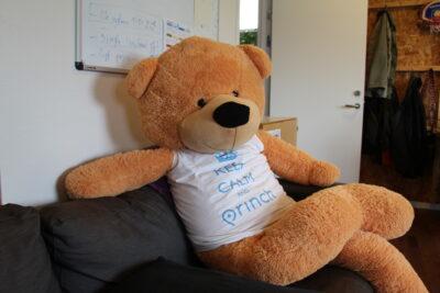 Princhy the bear