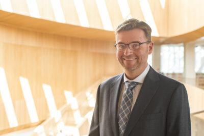 Mark Asberg - Calgary Central Library