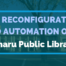 The Reconfiguration and Automation of the Ōamaru Public Library