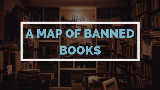 A Map Of Banned Books