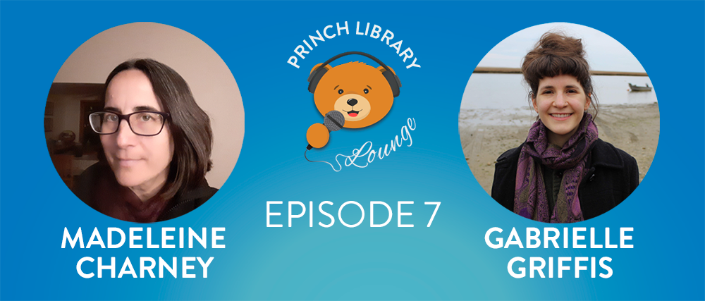 Princh Library Lounge Ep.7 Libraries And Sustainability