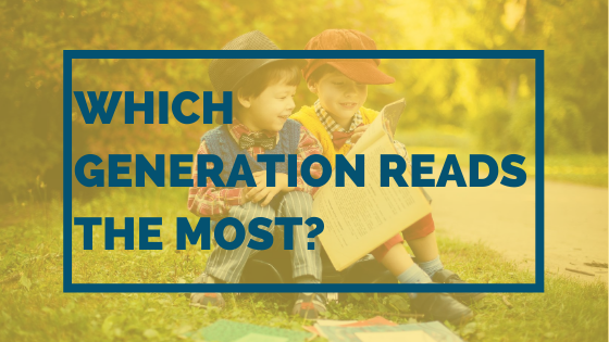 which generation reads the most banner
