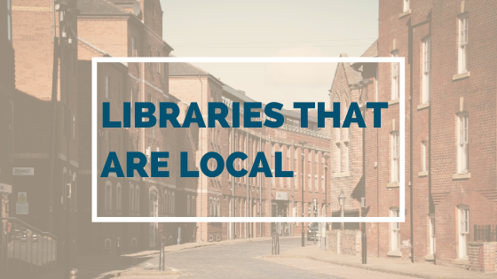 Libraries Are Local