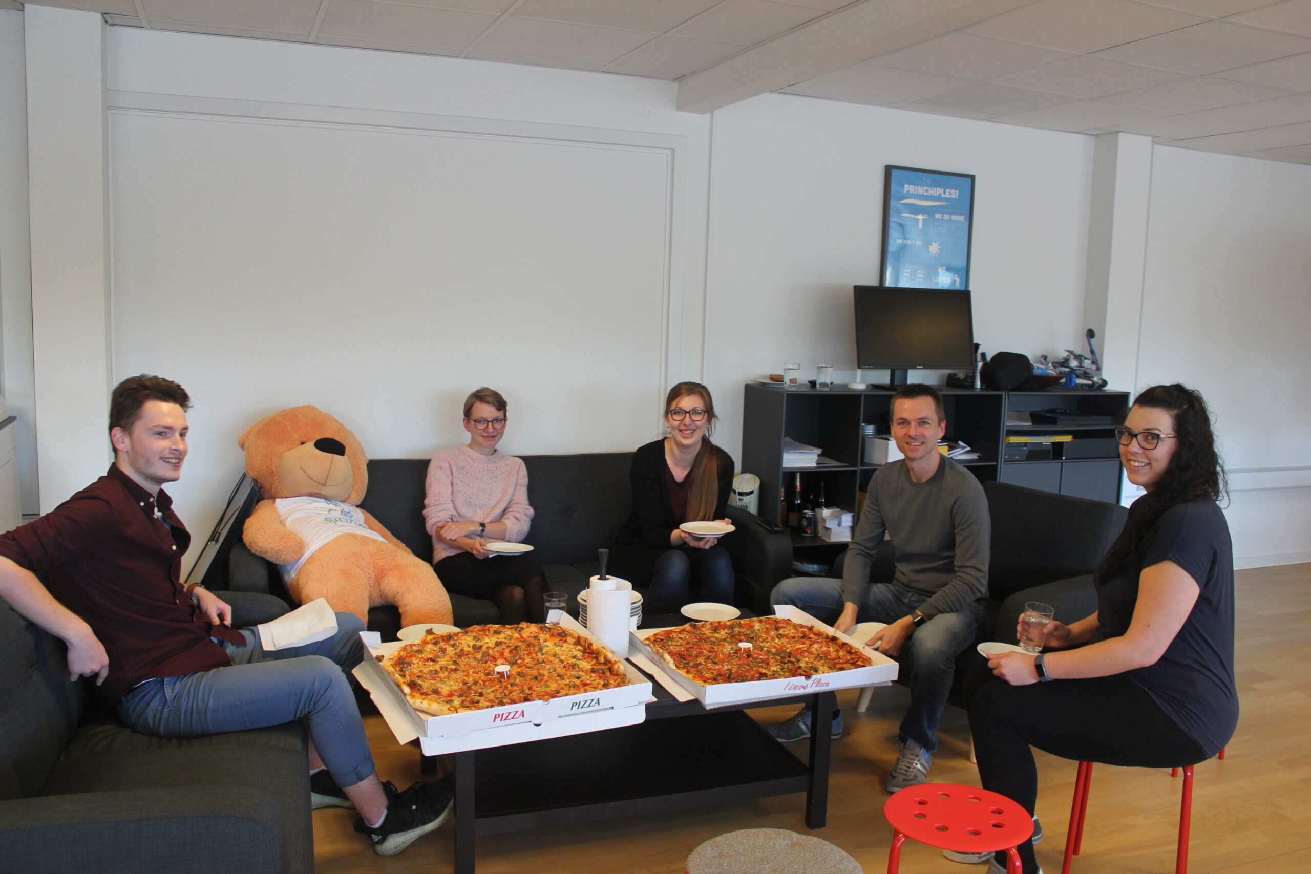 Princh Team Pizza Time