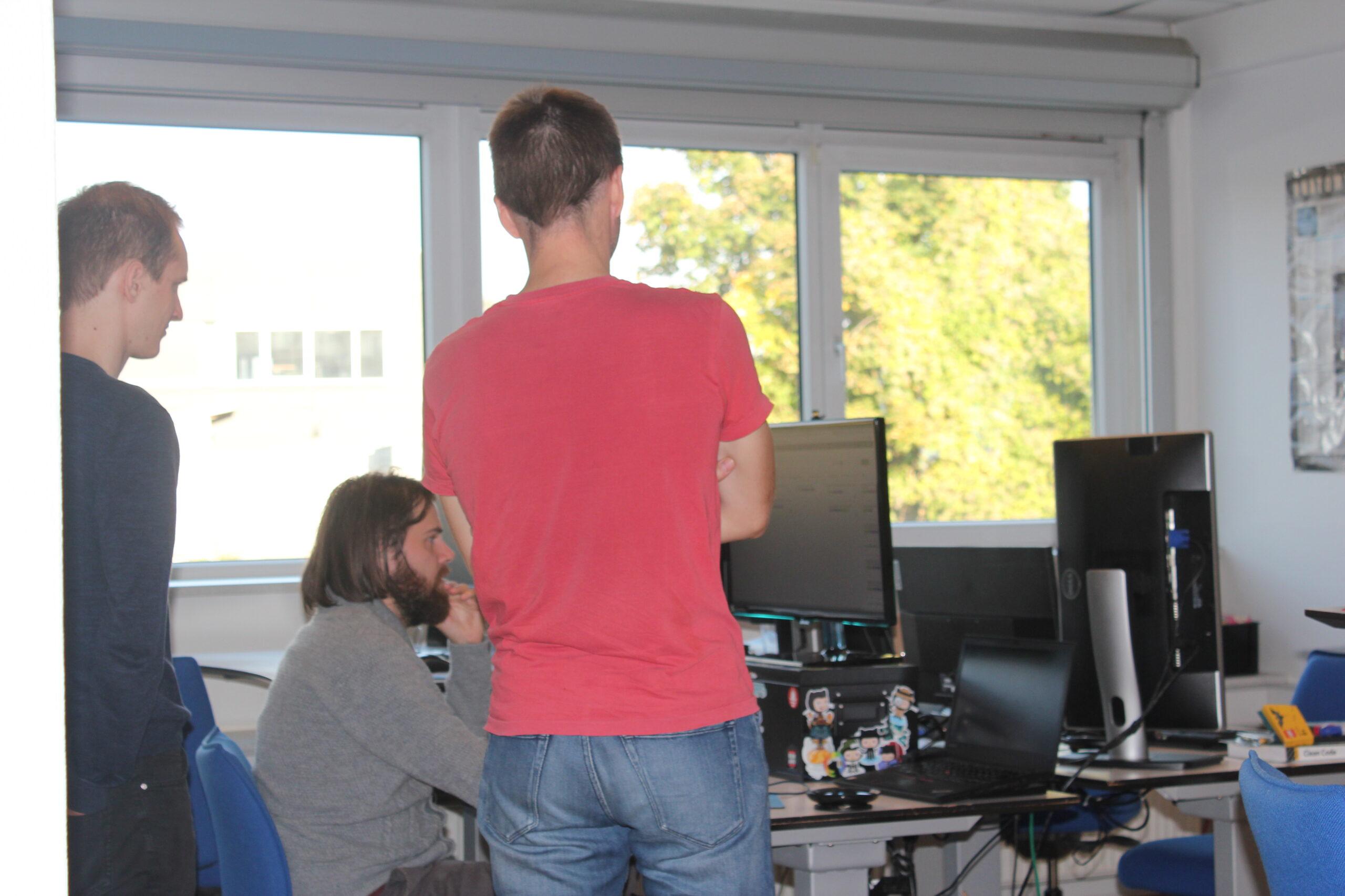 Software Dev Meeting