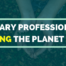 Library Professionals Saving The Planet