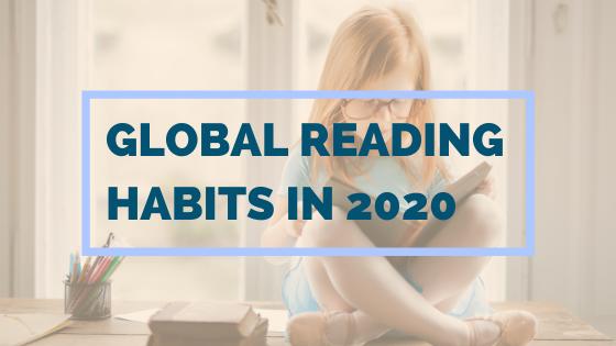 Global Reading Habits In 2020