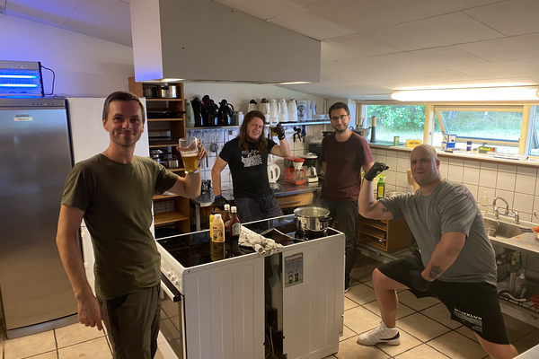 Cooking squad