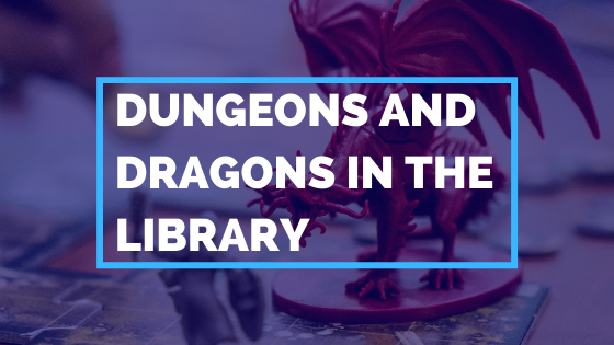 Dungeons And Dragons In The Library