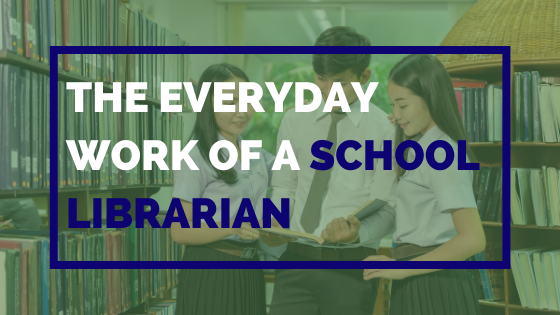 Everyday Job Of A Librarian